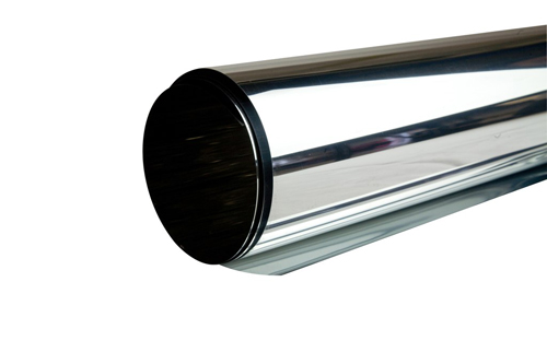 A Mylar film 0.6 metre wide suitable for cryogenic window applications.